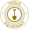 Duplicable City Center Tools and Equipment Icon, open source equipment, sourcing equipment, what equipment you need, eco-equipment selection, Highest Good equipment, tools and equipment, earthbag tools and equipment, straw bale tools and equipment, cob tools and equipment, earth block tools and equipment, green tools and equipment, earthship tools and equipment