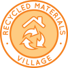 Recycled Materials Village Icon, recycled materials construction, recycled materials building, Earthship inspired construction, building with tires, building with recycled materials, open source architecture, Highest Good Housing, One Community, Sustainable Community Construction, Eco-living, Green Living, Community Living, Self-sufficiency, Highest Good for All, One Community Global, Earthbag Village, Straw Bale Village, Cob Village, Compressed Earth Block Village, Recycled Materials Village, Shipping Container Village, Tree House Village, DCC, open source architecture, open source construction, sustainable housing, eco-tourism, global transformation, green construction, LEED Platinum, sustainable village, green village LEED Platinum Village, Eco-living village