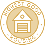 Highest Good housing, cob construction, earthbag construction, straw bale construction, recycled materials construction, subterranean construction, sustainable homes, eco-homes