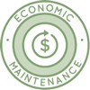 Economics maintenance and upkeep hub