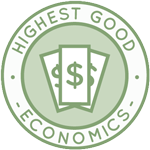 Highest Good for-profit economics, Highest Good non-profit economics, open source business, One Community entrepreneurial model, making money at One Community, sustainable business