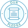 The One Community Pledge, commitment to world change, positive impact, making a difference, living for the Highest Good of All, global transformation, positive change, pledging to make a difference, One Community, One Community Global, global change, building a bridge between pragmatism and idealism
